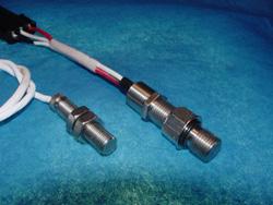 No-Drag Flow Meter Sensors