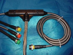 Overmold Protection for Sensors Cables and Connectors